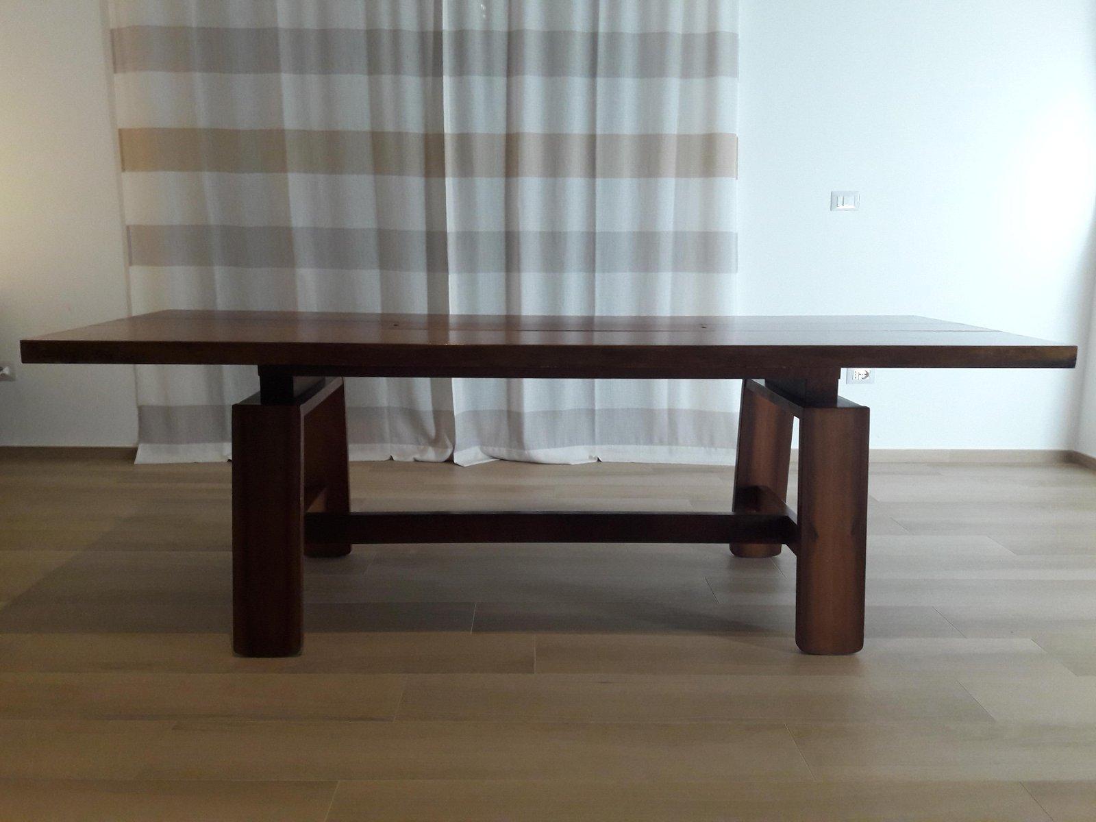 Tavolo da pranzo moderno di silvio coppola per bernini - Tavolo pranzo moderno ...