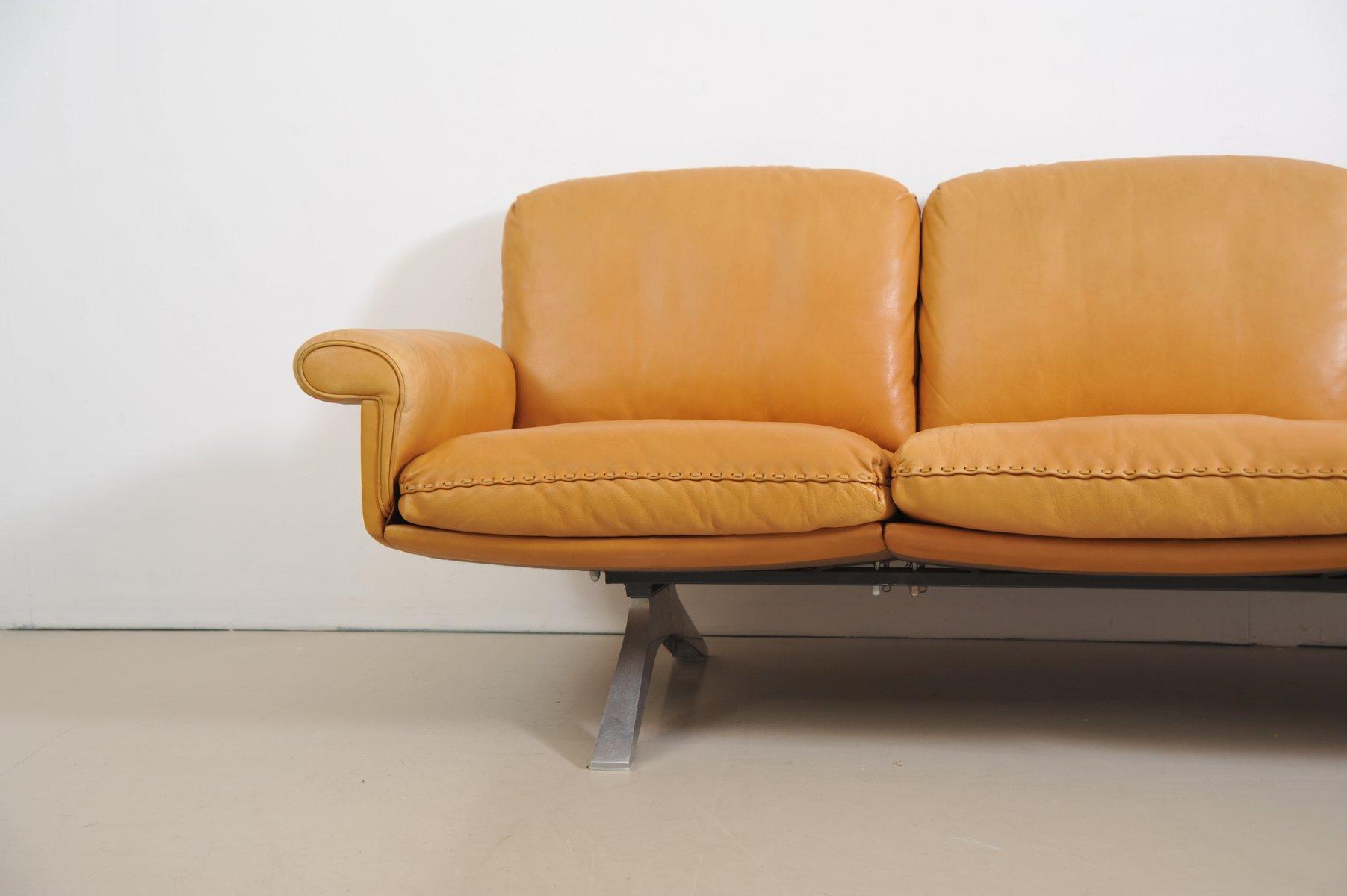 vintage ds 31 sofa von de sede bei pamono kaufen. Black Bedroom Furniture Sets. Home Design Ideas