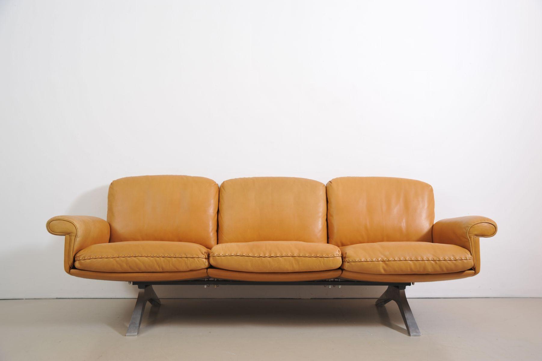 vintage ds 31 sofa from de sede for sale at pamono. Black Bedroom Furniture Sets. Home Design Ideas