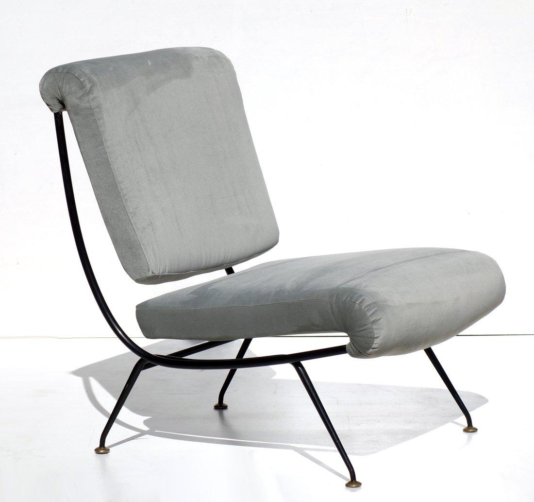 Italienischer mid century stuhl von gastone rinaldi f r rima bei pamono kaufen - Mid century stuhl ...