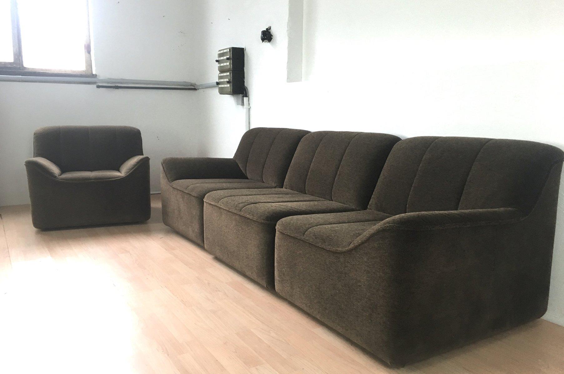 canap modulaire alpha de cor 1960s en vente sur pamono. Black Bedroom Furniture Sets. Home Design Ideas