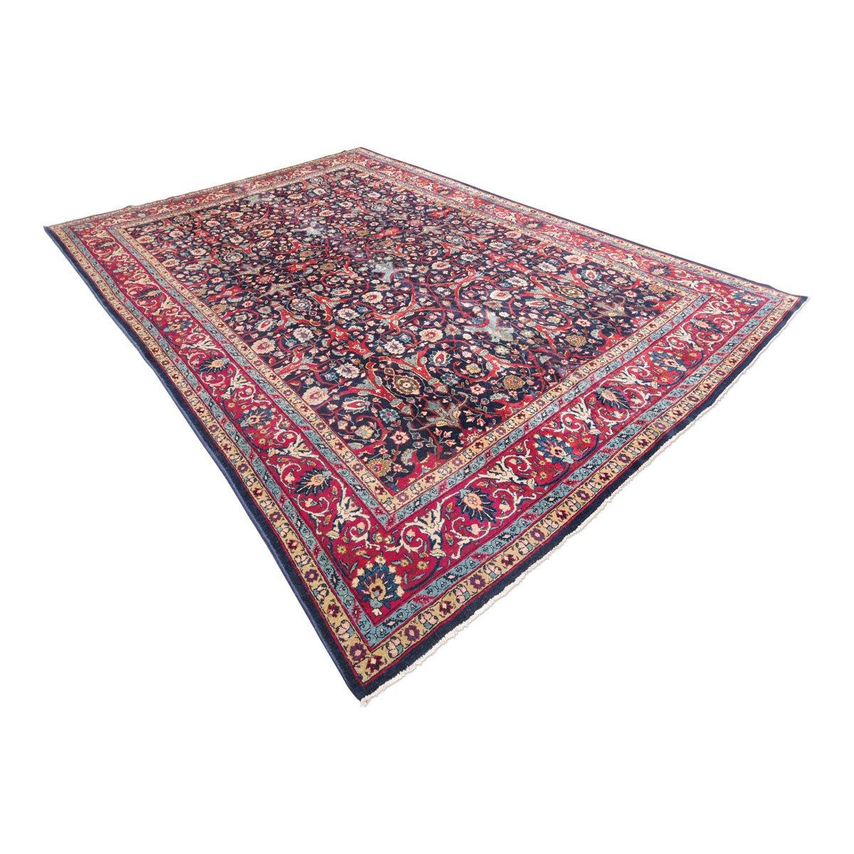 antiker persischer tabriz teppich mit klassischem garrus design 1920er bei pamono kaufen. Black Bedroom Furniture Sets. Home Design Ideas