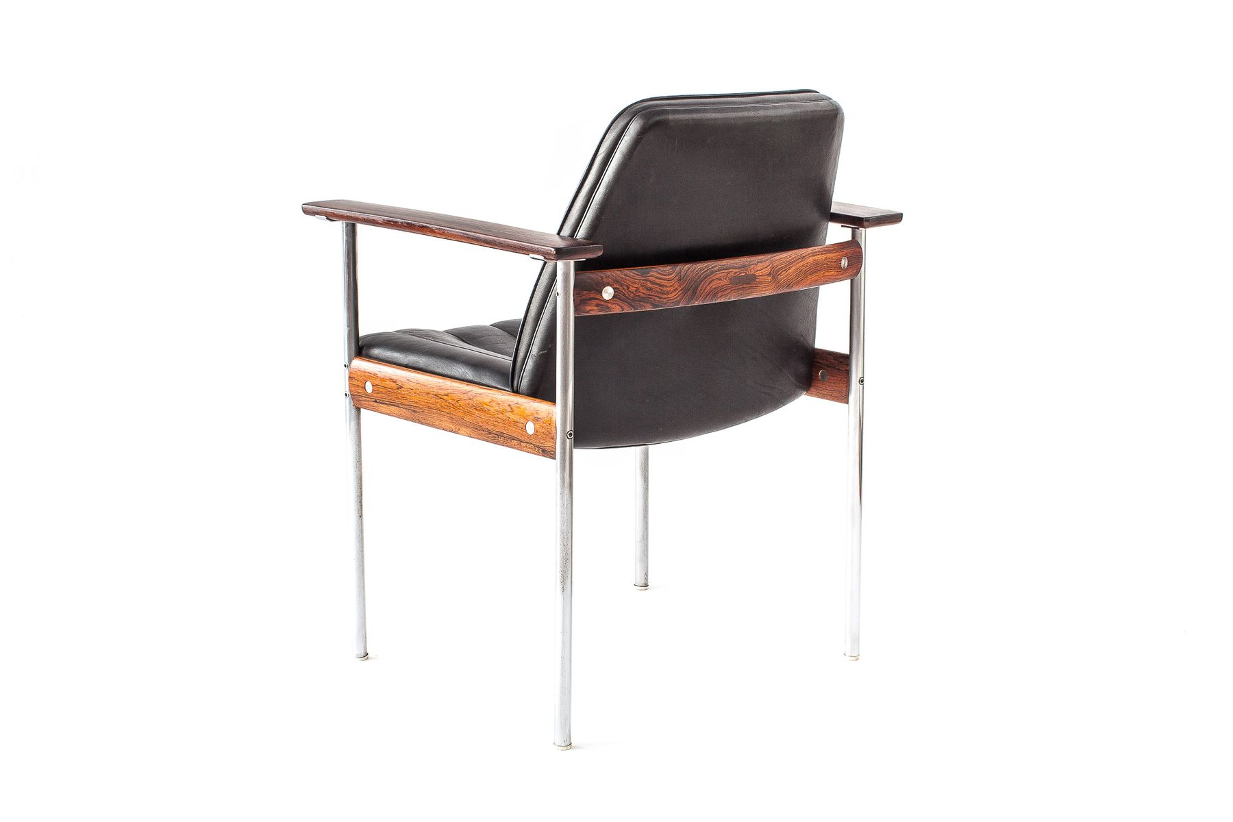 Vintage palisander 1001 armlehnstuhl von sven ivar dysthe for 1001 stuhl design