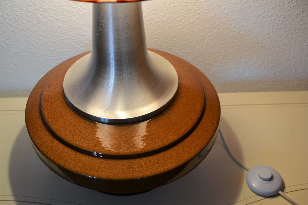 Vintage french table or floor lamp 1974 for sale at pamono for Floor in french translation