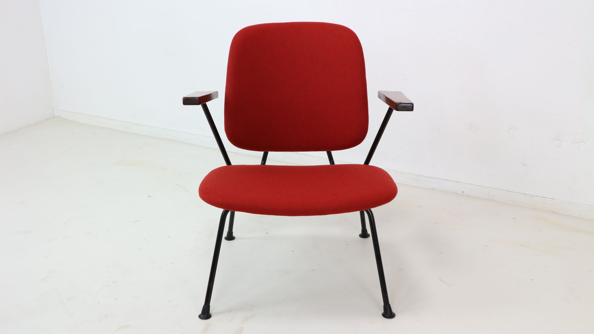 Armchair By W H Gispen For Kembo 1950s For Sale At Pamono
