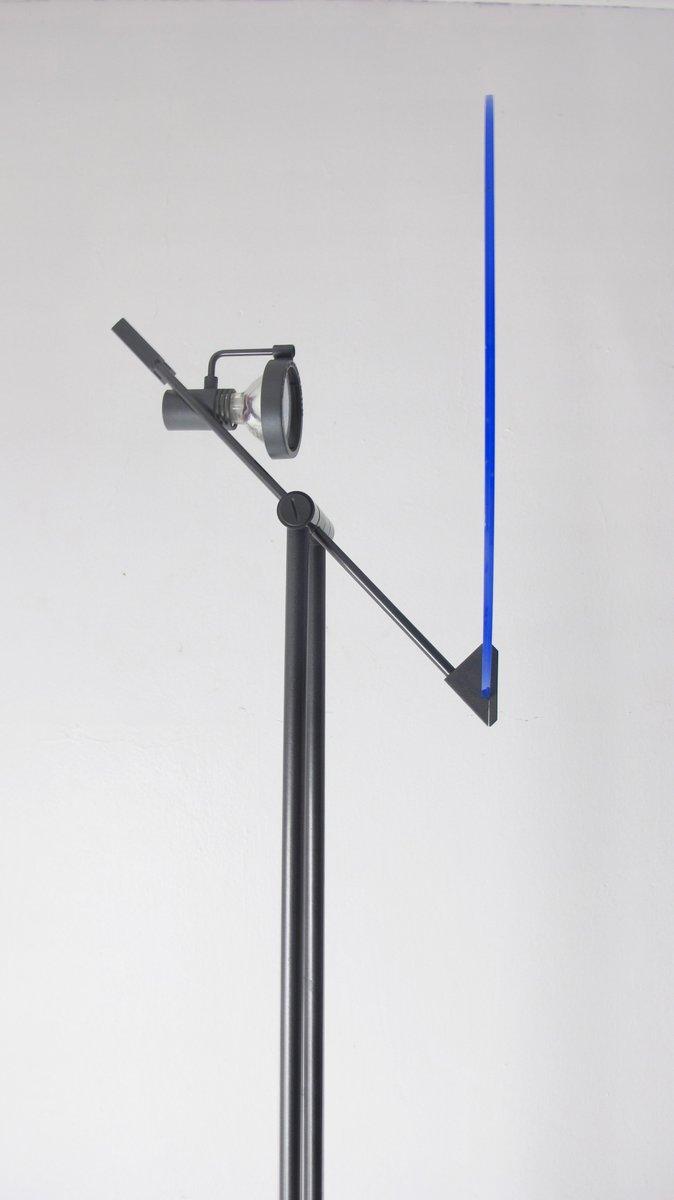 halogen stehlampe von philips 1980er bei pamono kaufen. Black Bedroom Furniture Sets. Home Design Ideas