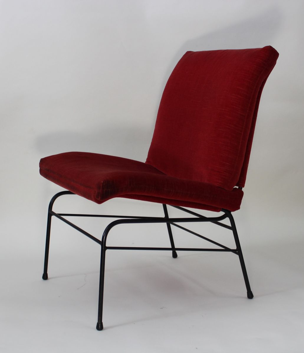 franz sische mid century mohair sessel 1950er 2er set bei pamono kaufen. Black Bedroom Furniture Sets. Home Design Ideas