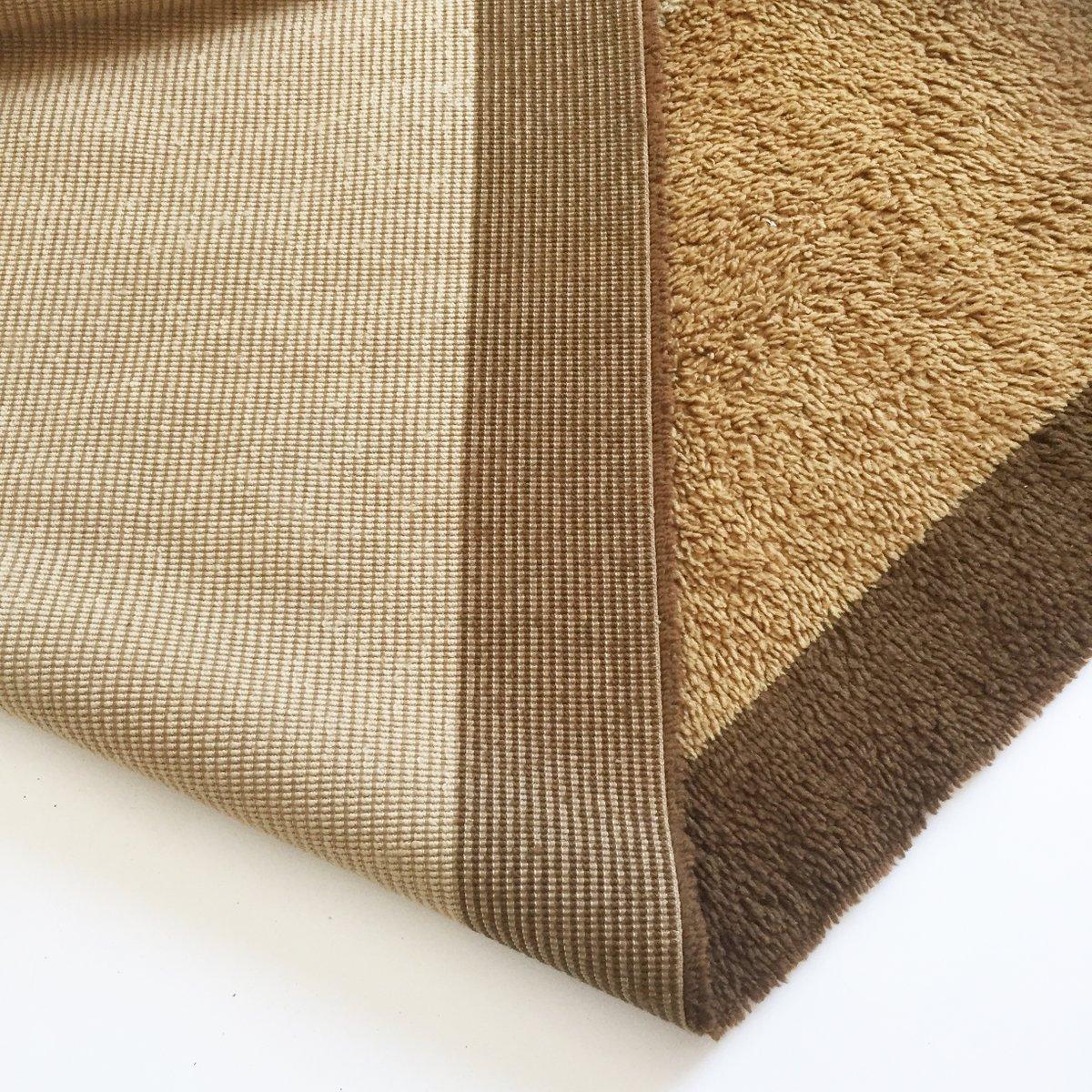 gro er modernistische rya teppich 1970er bei pamono kaufen. Black Bedroom Furniture Sets. Home Design Ideas