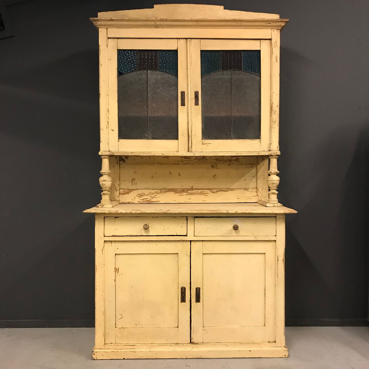 Antique French Buffet Cabinet - Antique French Buffet Cabinet For Sale At Pamono
