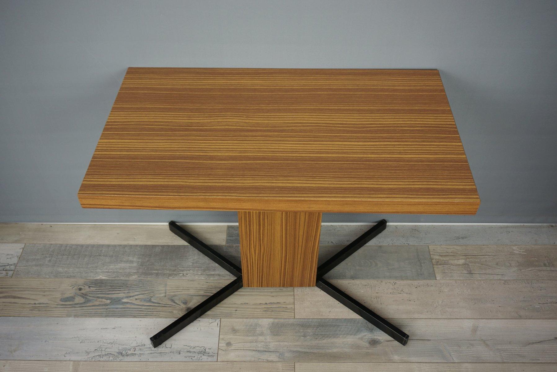Drehbarer Tisch von Pierre Guariche für Meurop, 1950er bei Pamono kaufen