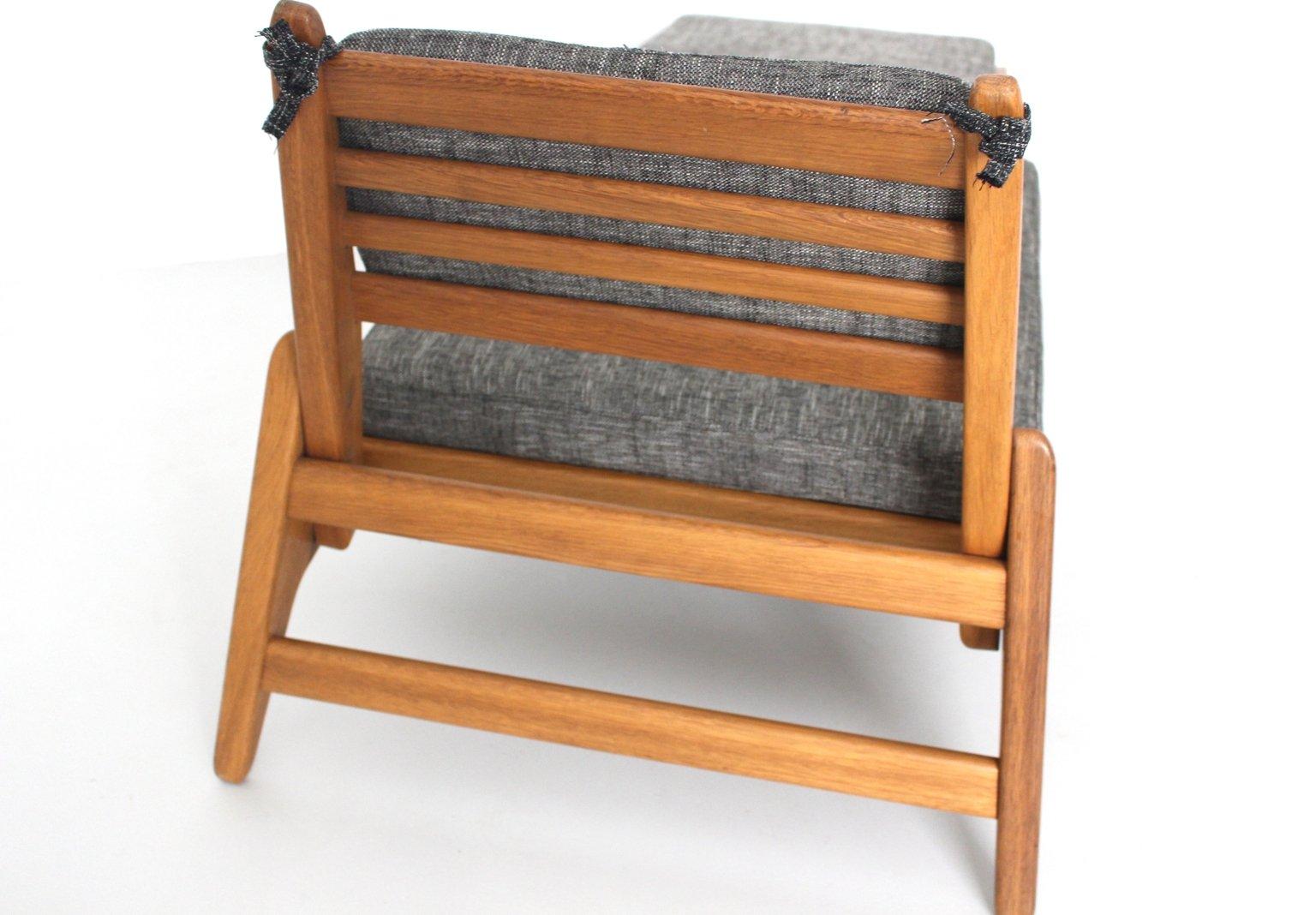 ... Sessel Und Ottomane 1960er Bei Pamono Kaufen ...