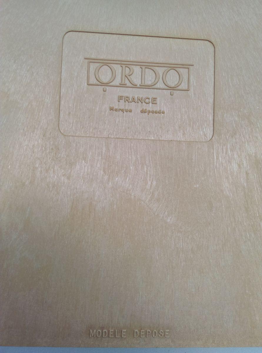 palisander chrom schreibtisch von ordo 1970er bei pamono kaufen. Black Bedroom Furniture Sets. Home Design Ideas