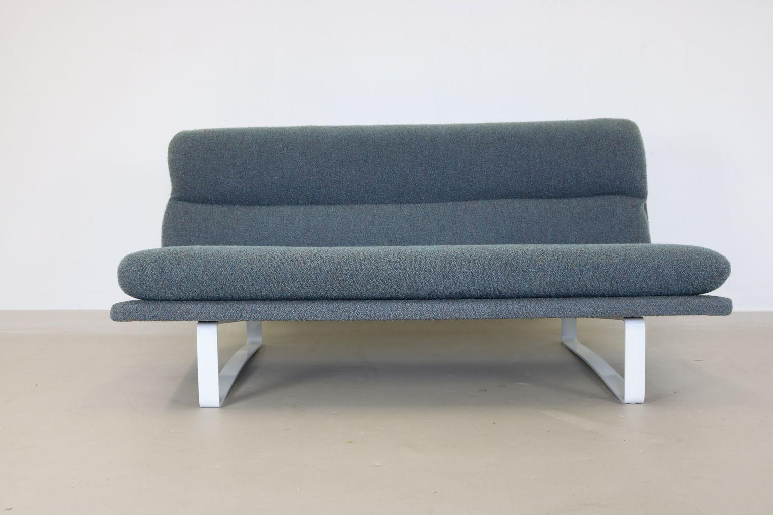 Mid Century 3 Sitzer 2 12 Sitzer Sofas Von Kho Liang Le Für