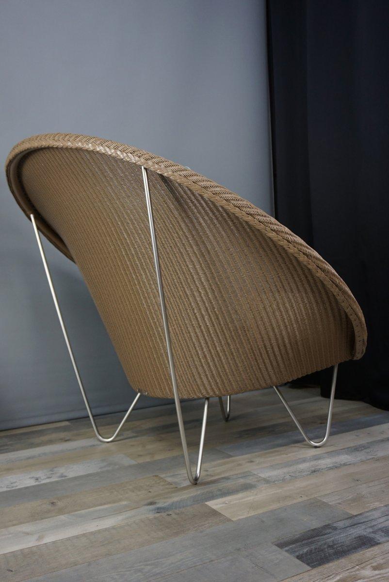 modell gigi garten sessel von lloyd loom f r vincent. Black Bedroom Furniture Sets. Home Design Ideas