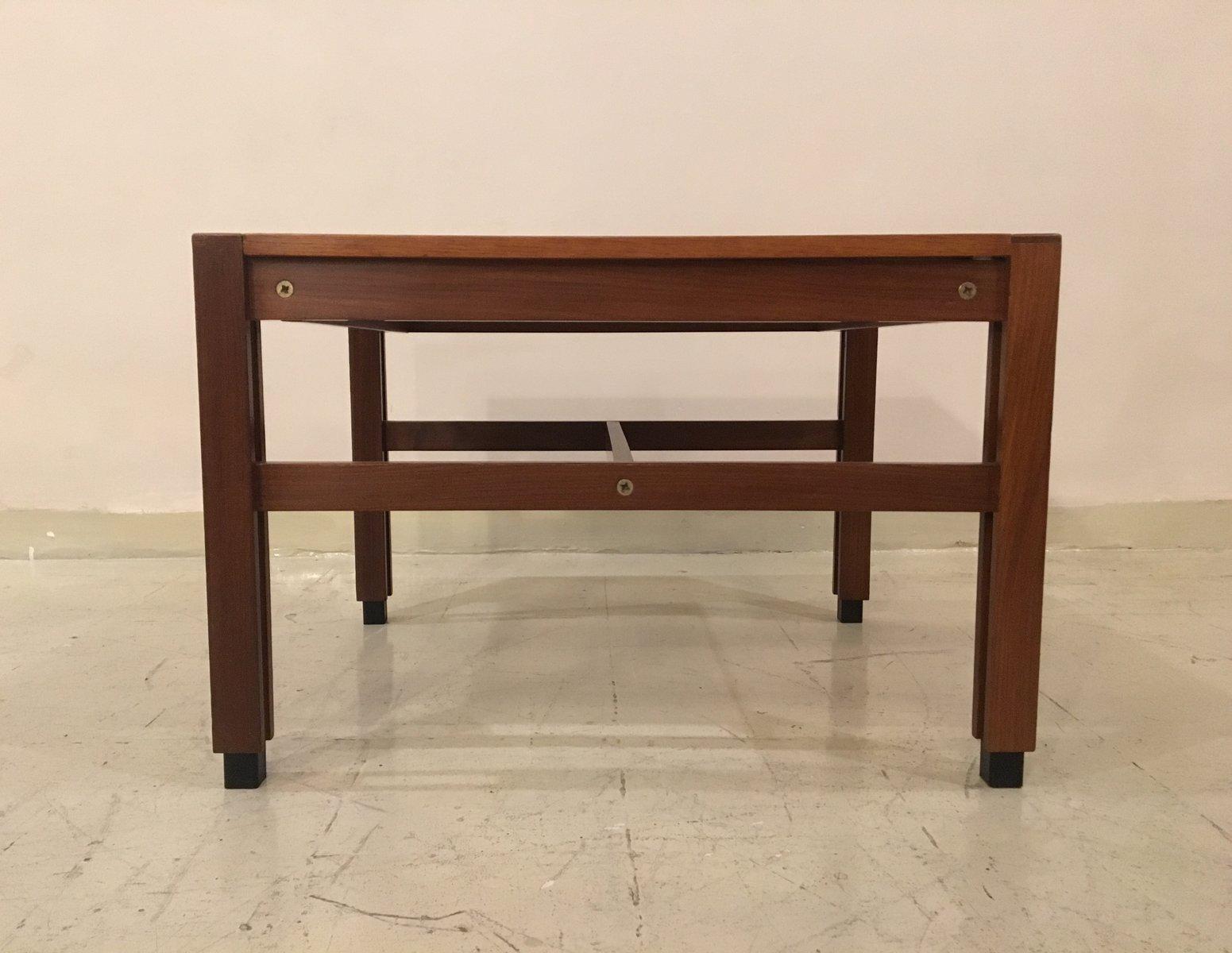 Arona low table by ico luisa parisi for mim mobili for Design mobili italiani