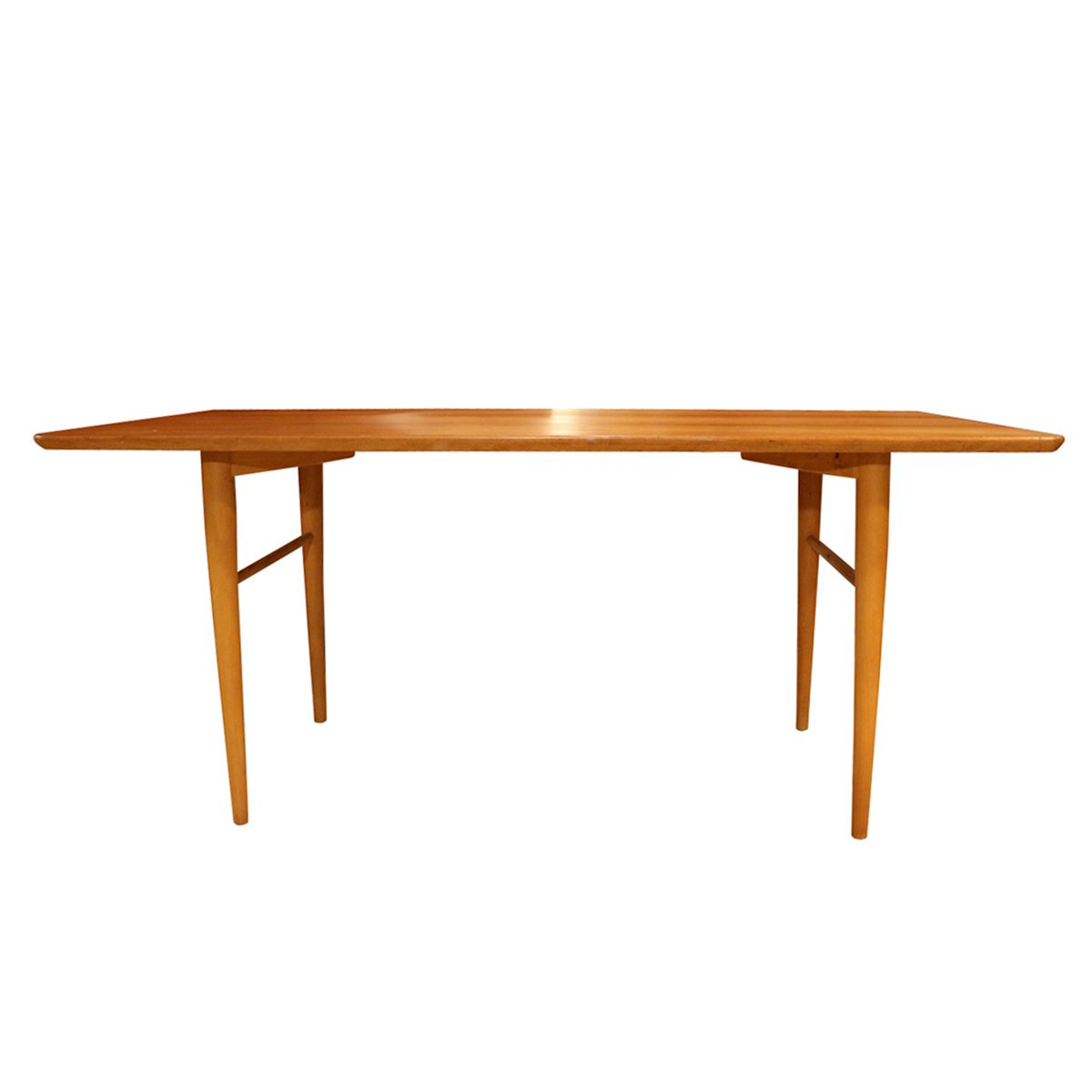 Mid Century Swedish Teak Coffee Table From Tingströms
