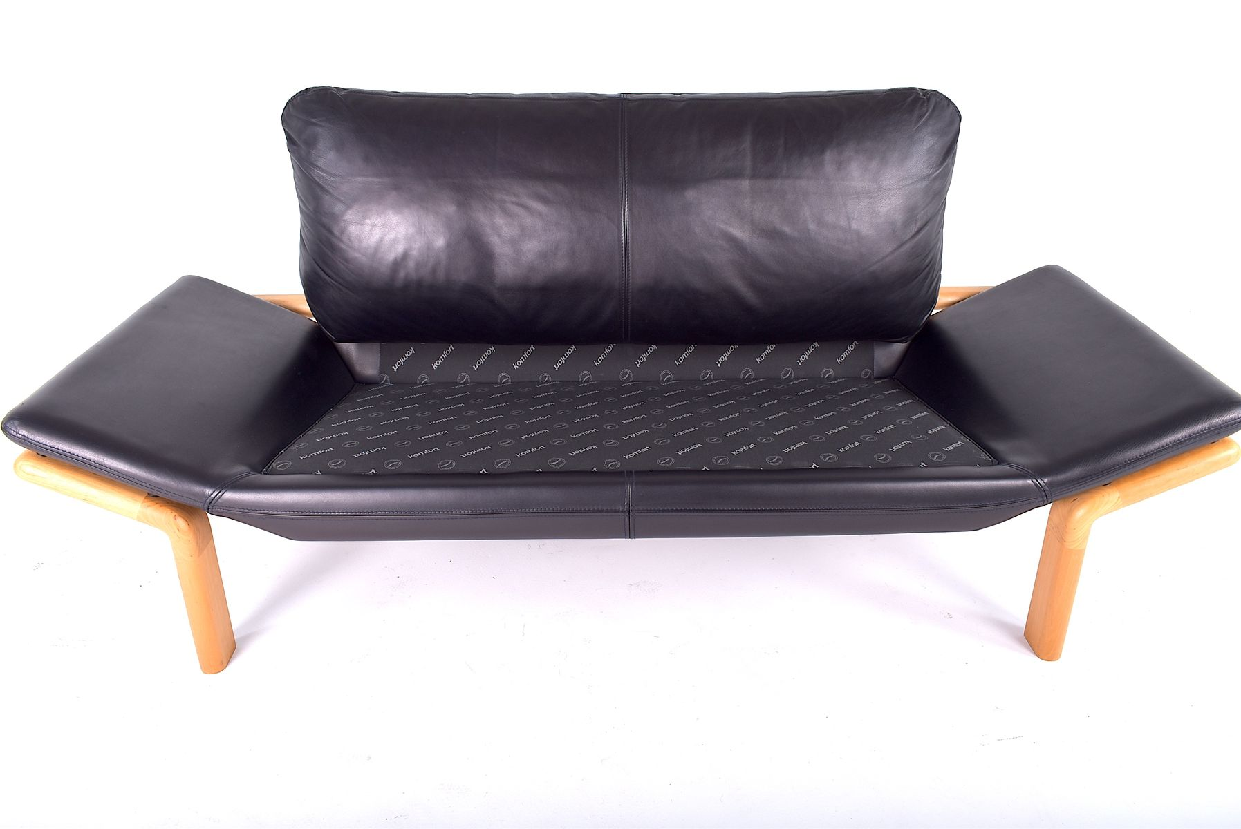 Vintage Danish 2-Seater Sofa from Komfort for sale at Pamono