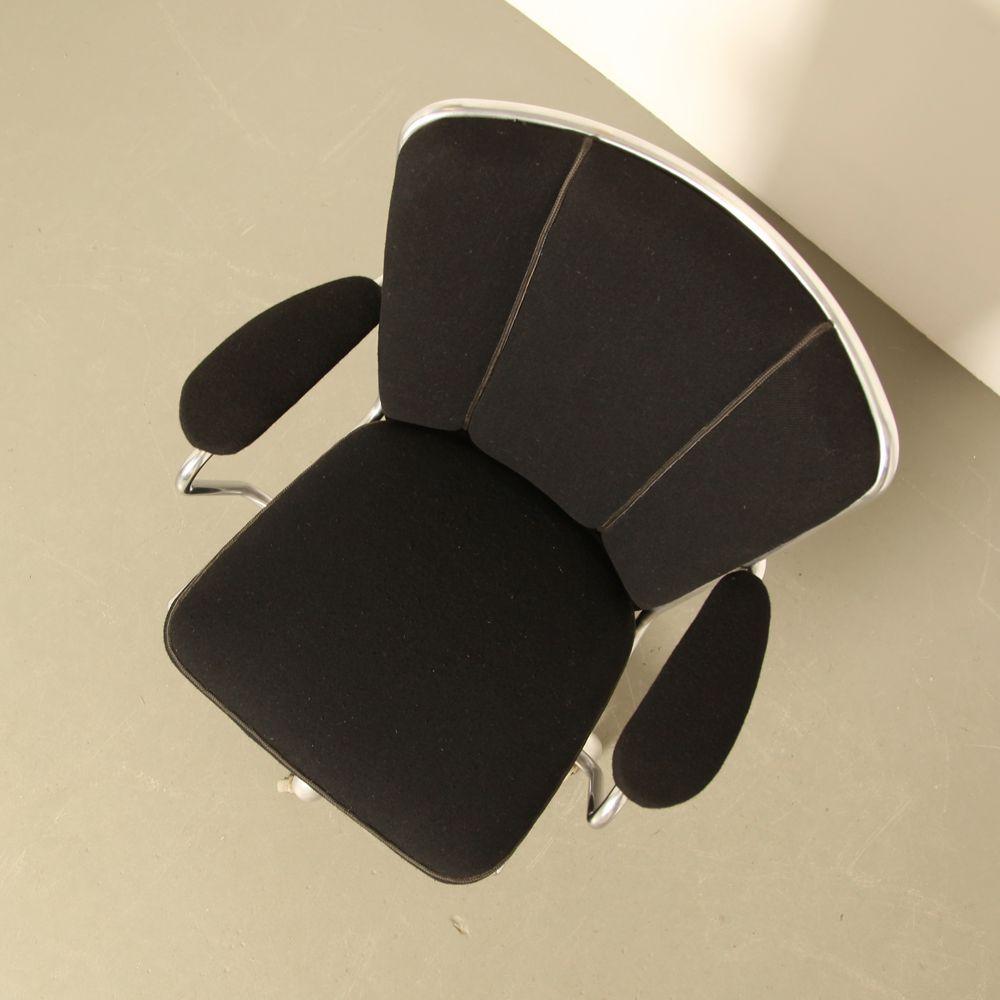 president office chair gispen. Model 357 President Office Chair By C.H. Hoffmann For Gispen, 1950s 13. A$3,497.00 Gispen R