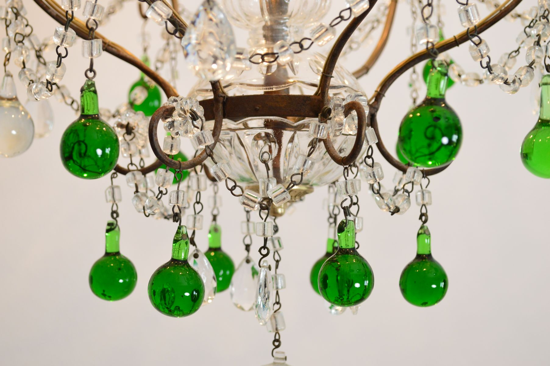 Green crystal chandelier drops chandelier designs green crystal chandelier drops designs aloadofball Choice Image