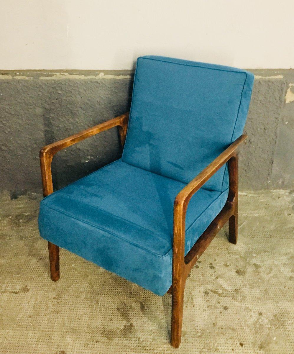 Skandinavische Vintage Sessel, 2er Set bei Pamono kaufen