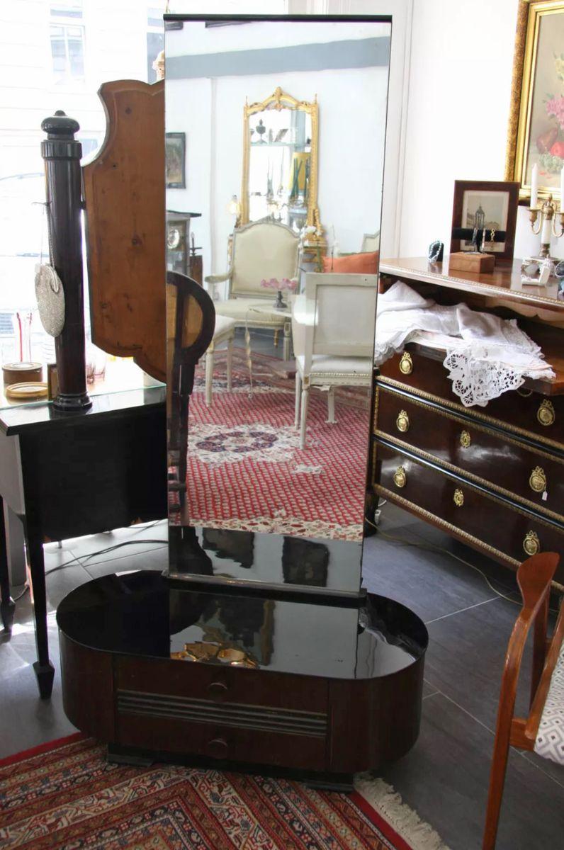 coiffeuse art d co en vente sur pamono. Black Bedroom Furniture Sets. Home Design Ideas