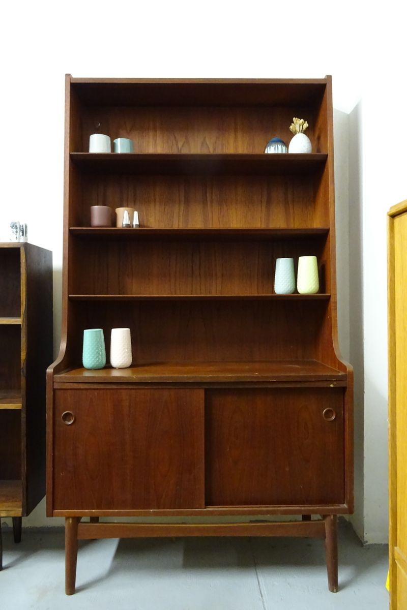 legs danish sale bookcases at f furniture iron img with teak bookcase for case storage id pieces tall master