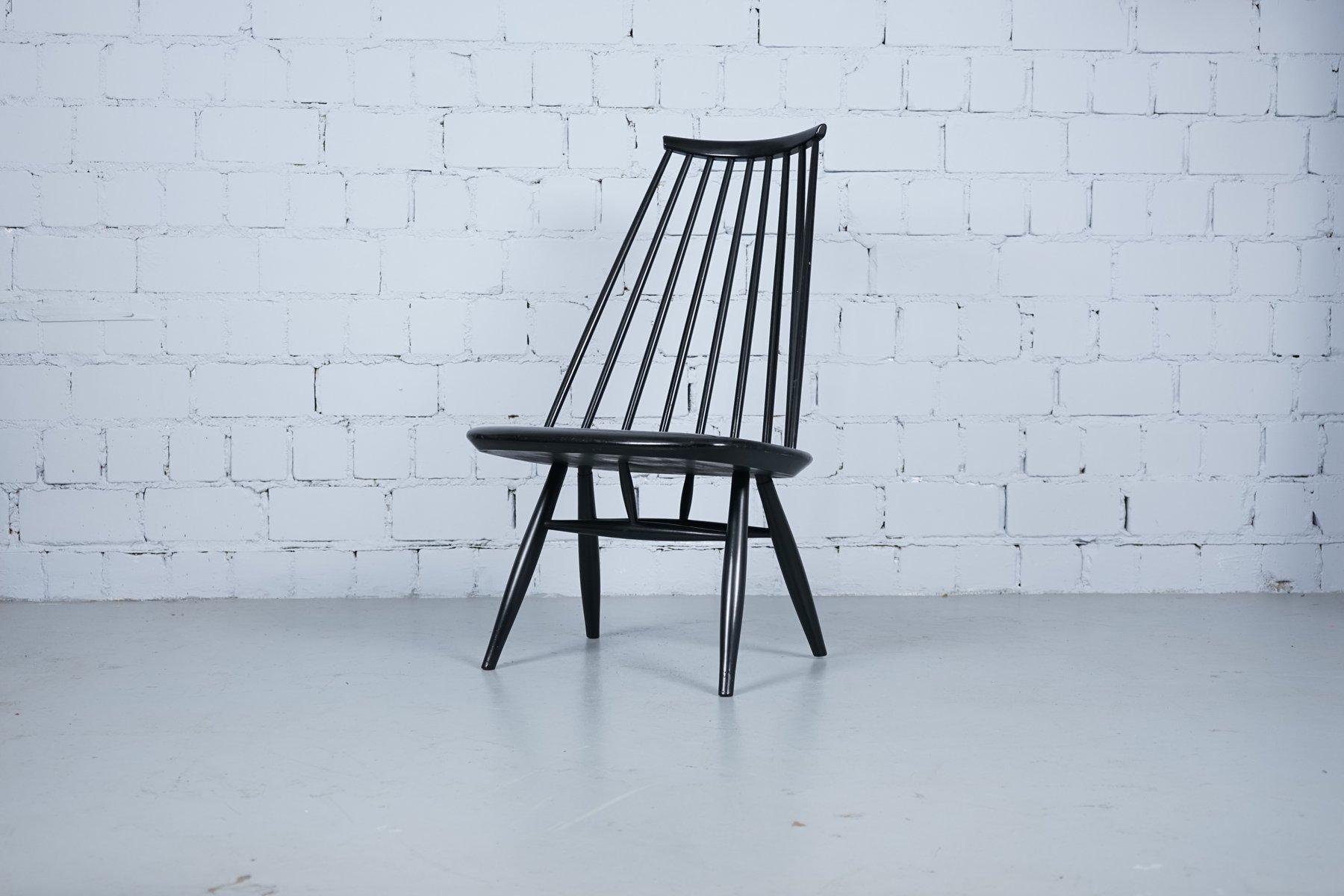 schwarze mademoiselle st hle von ilmari tapiovaara f r. Black Bedroom Furniture Sets. Home Design Ideas