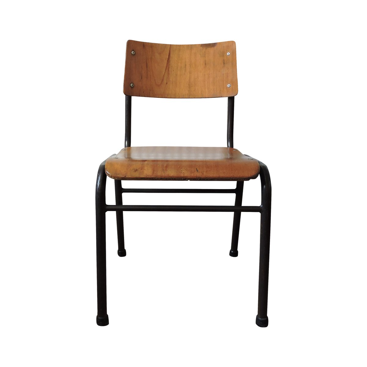 Sedia da scuola vintage portogallo anni 39 70 in vendita for Sedia design anni 70