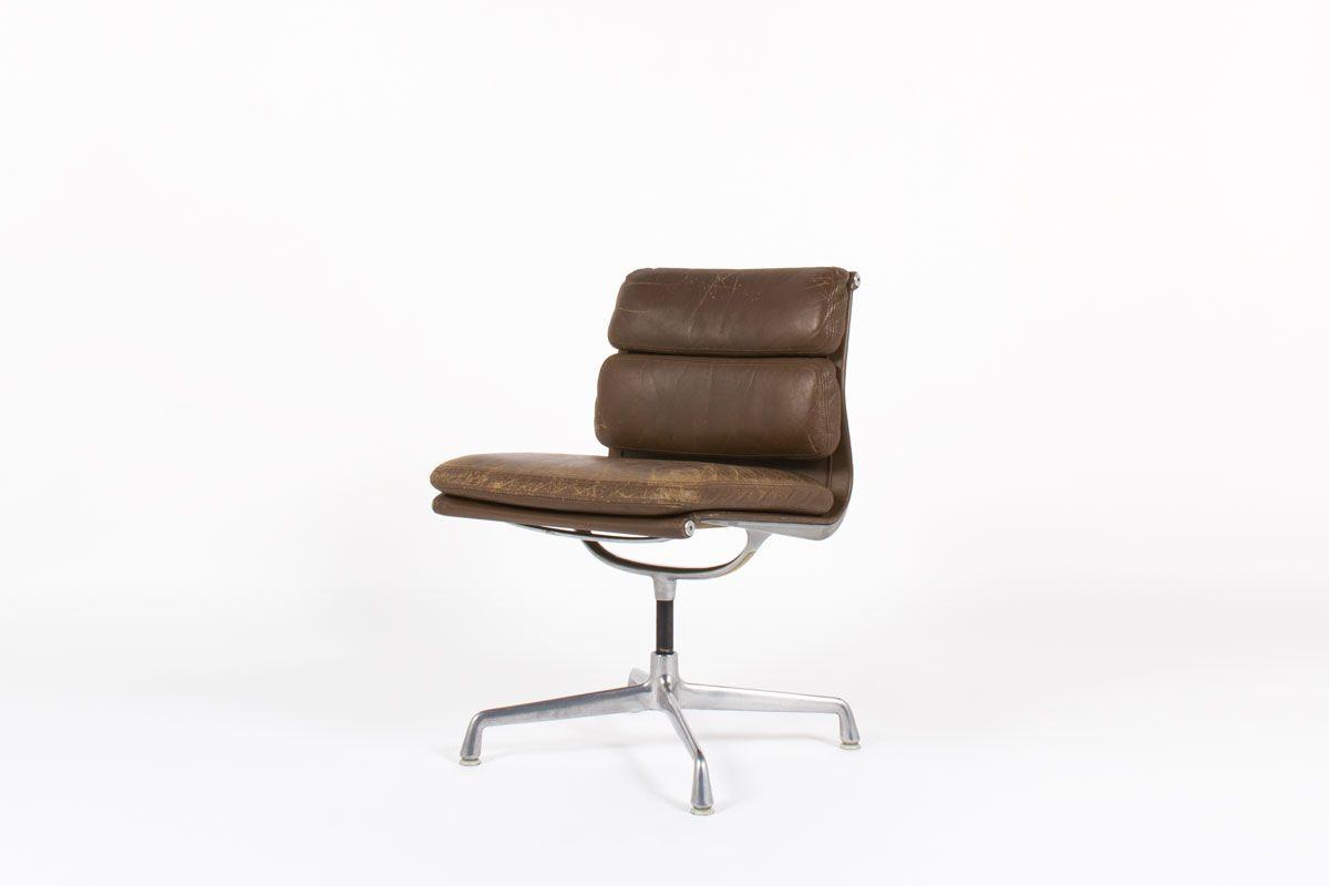 modell ea205 b rostuhl von charles und ray eames f r herman miller 1970er bei pamono kaufen. Black Bedroom Furniture Sets. Home Design Ideas