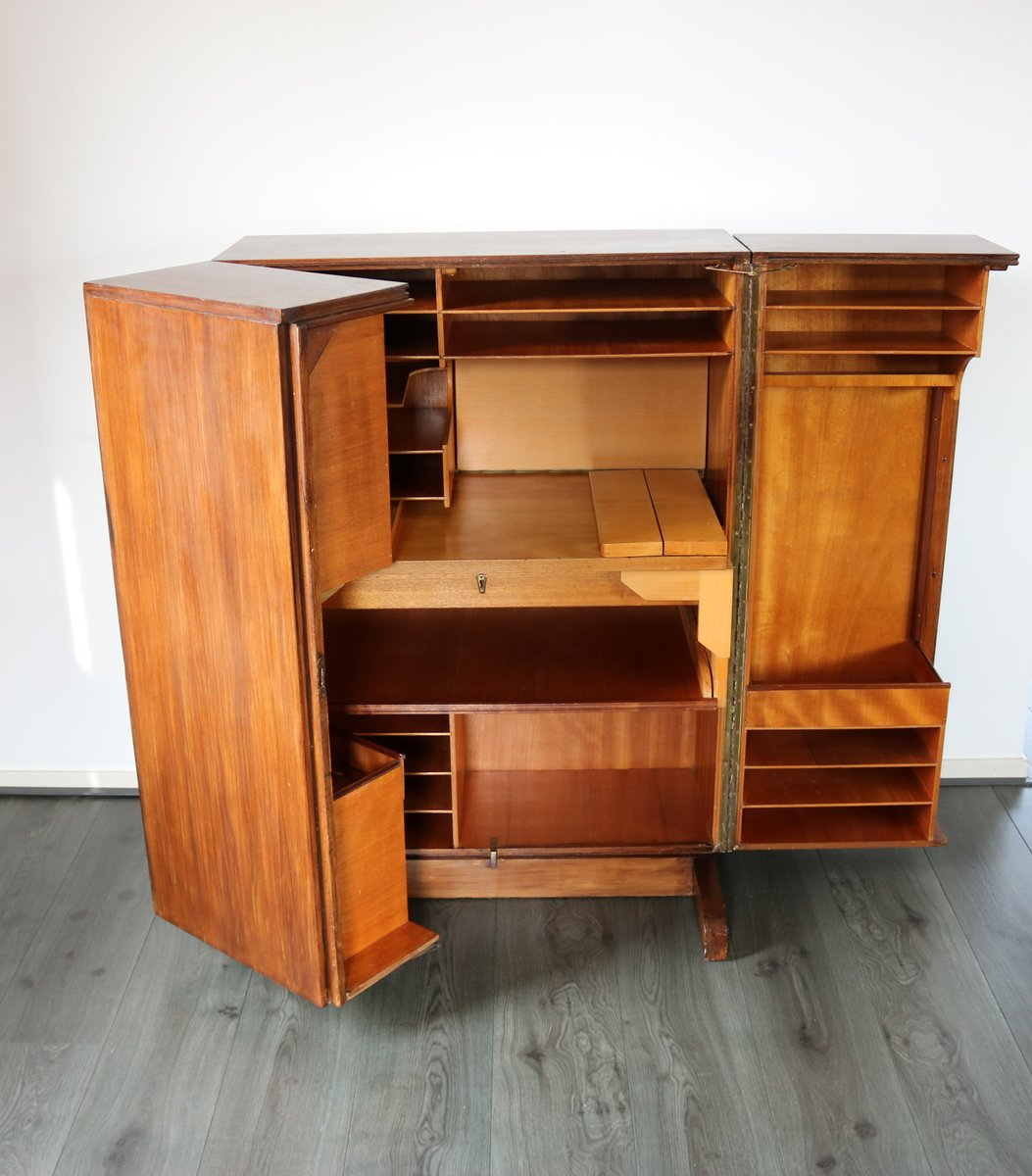 Magic Box Cabinet From Mummenthaler Amp Meier 1950s For