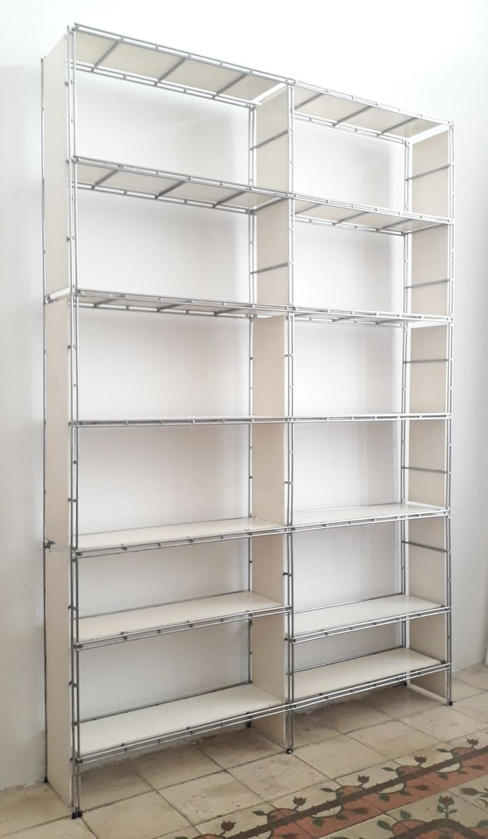Vintage Modular Shelving System From Multimueble 1970s For Sale At Pamono