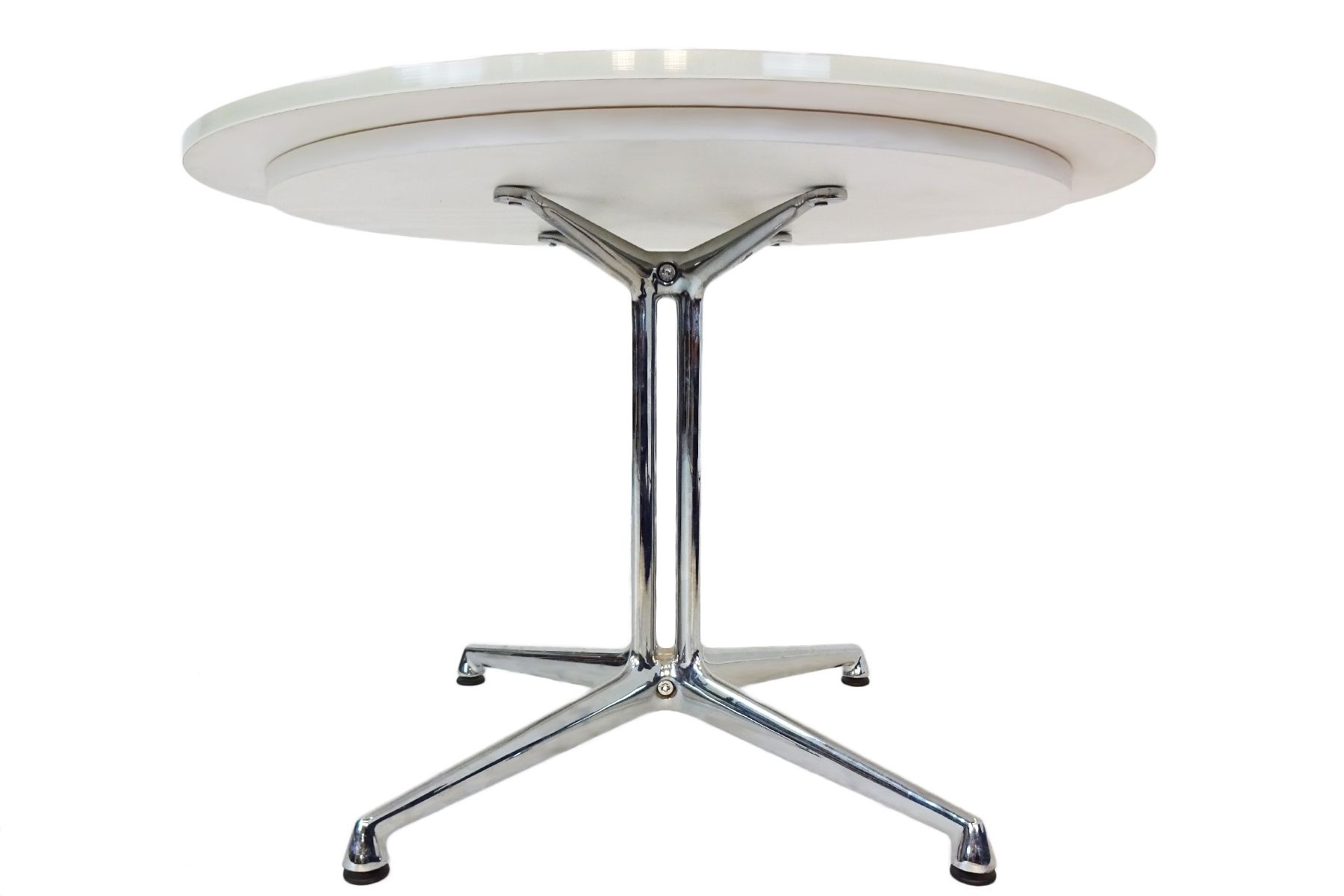 La fonda opalglas couch oder beistelltisch von charles for Beistelltisch vitra