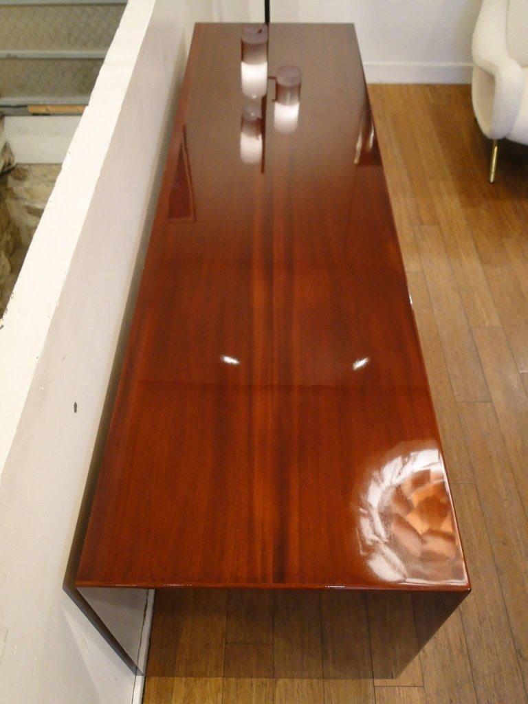 enfilade en acajou par agner christoffersen 1960 en vente. Black Bedroom Furniture Sets. Home Design Ideas