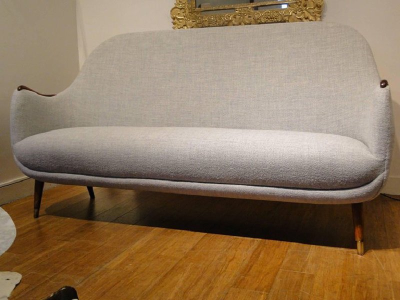 scandinavian sofa 1789 scandinavian 2 seater sofa designed by broge mogensen thesofa. Black Bedroom Furniture Sets. Home Design Ideas