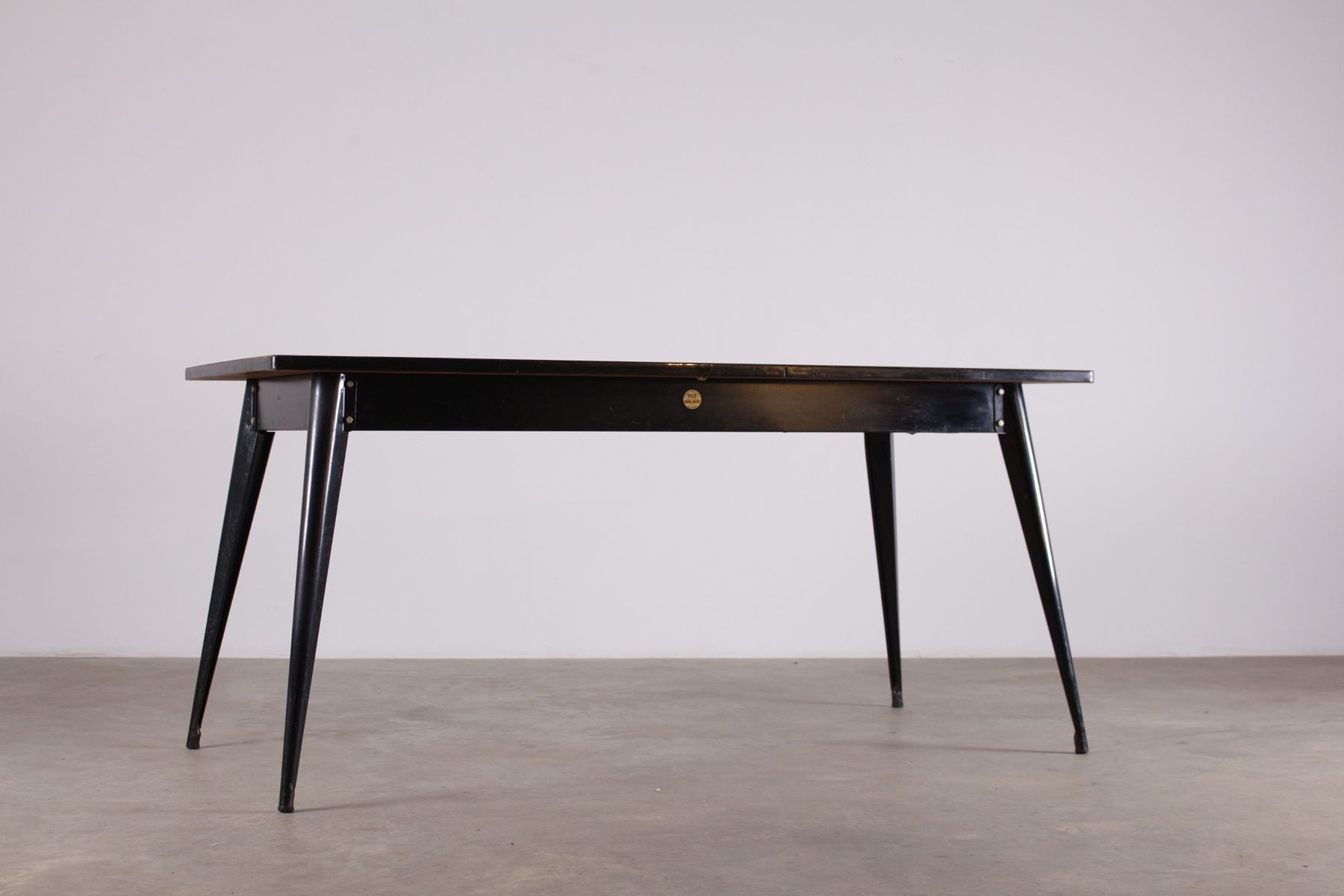 Xavier Pauchard large table by xavier pauchard for tolix 1960s for sale at pamono
