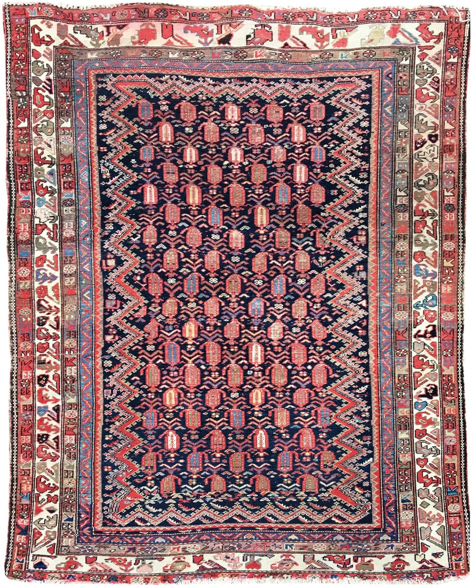 Caucasian Rugs Uk: Antique Azerbaijani Caucasian Rug For Sale At Pamono