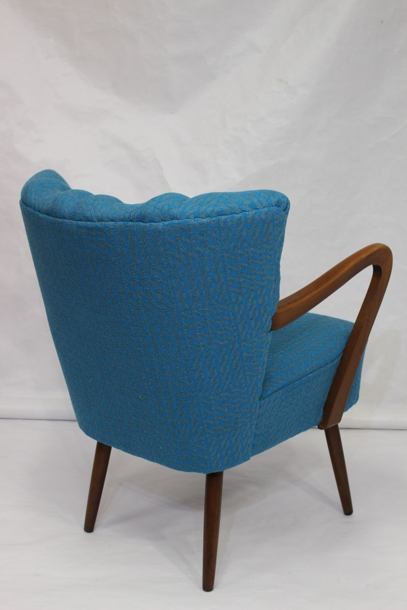 Vintage Sessel in Sonia Rykiel Stoff, 1950er bei Pamono kaufen