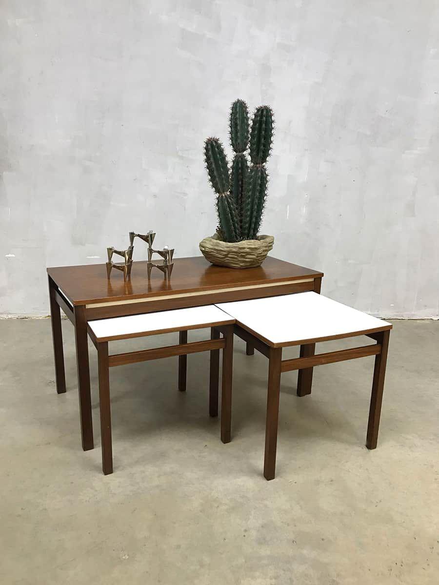Mid Century Nesting Tables, 1960s