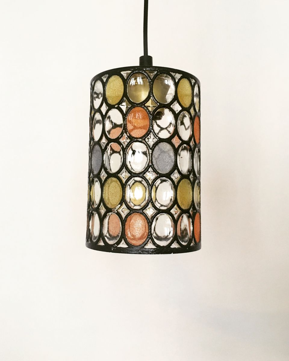 vintage pendant lighting. Vintage Pendant Lamp From Limburg, 1960s Lighting