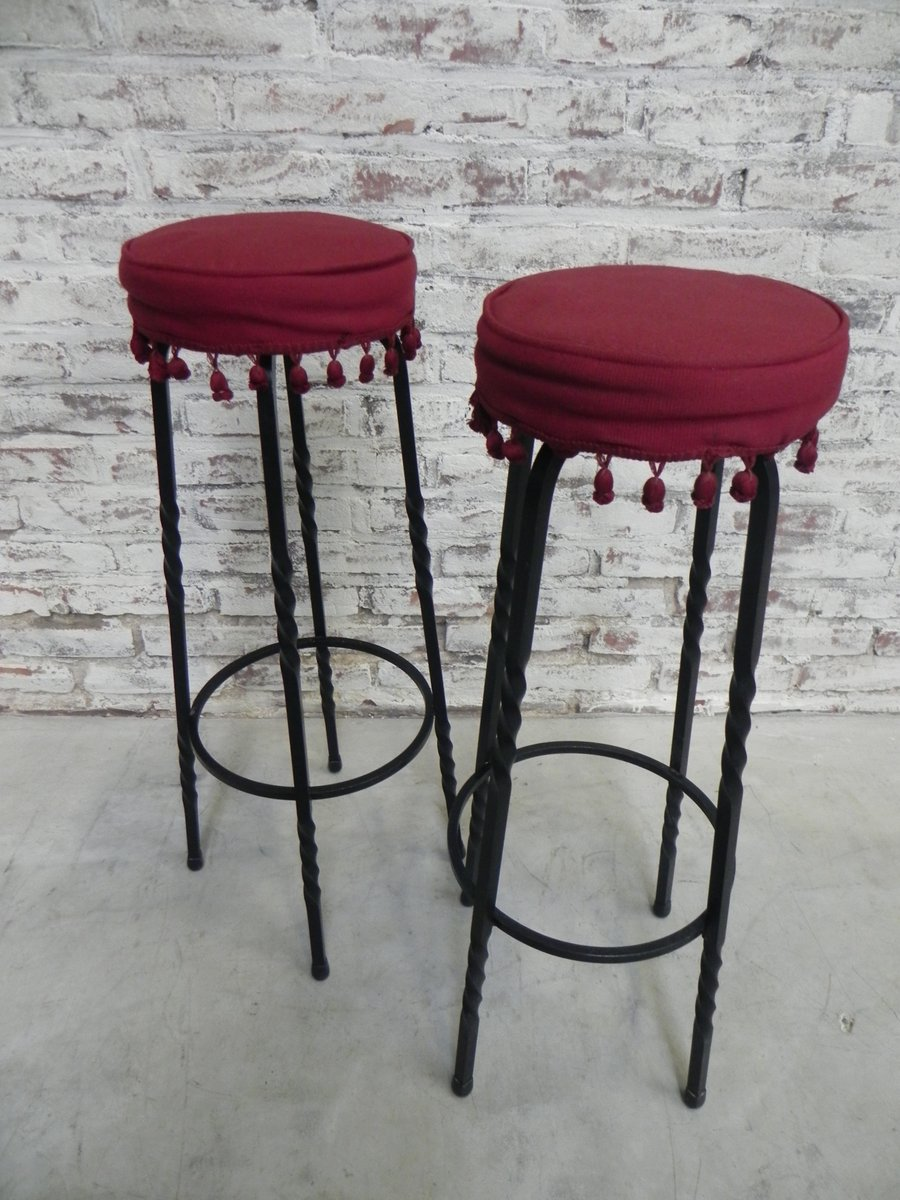 old bar stools for sale vintage bar stools set of 2 for at pamono 7154