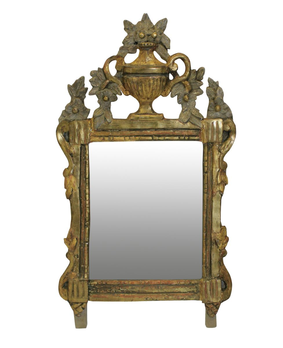 french provincial mirror antique provincial mirror 1780s for at pamono 1106