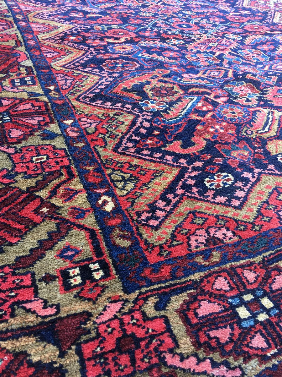 Vintage Persian Heriz Rug 6 883 00 Price Per Piece