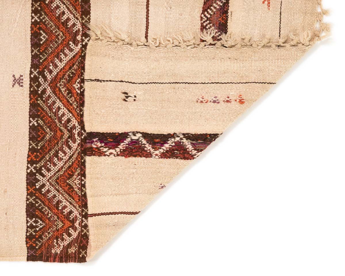 marokkanischer vintage berber kelim von beni ouarain 1980er bei pamono kaufen. Black Bedroom Furniture Sets. Home Design Ideas