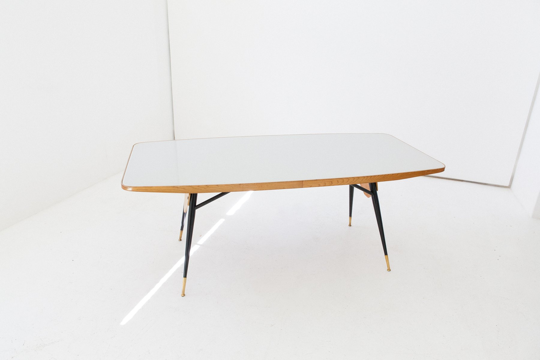 MidCentury Italian Dining Or Conference Table S For Sale At Pamono - Mid century conference table