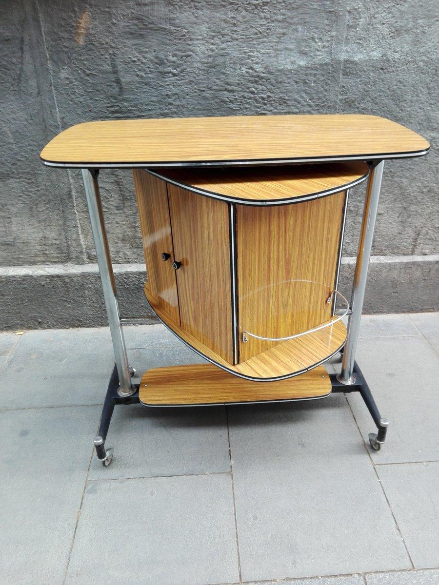 meuble bar vintage en vente sur pamono. Black Bedroom Furniture Sets. Home Design Ideas