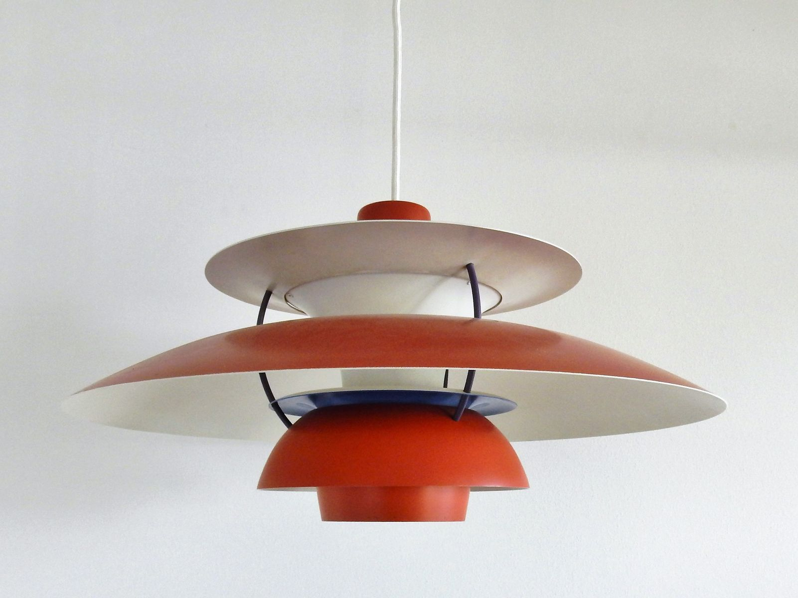 Ph5 pendant by poul henningsen for louis poulsen 1950s for sale at ph5 pendant by poul henningsen for louis poulsen 1950s for sale at pamono aloadofball Choice Image