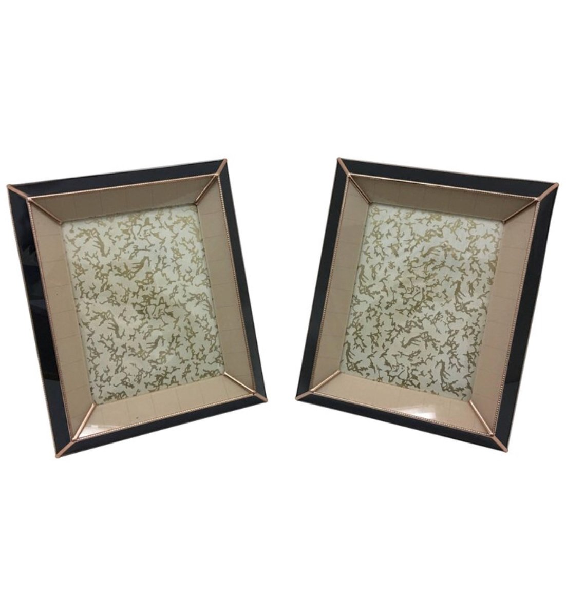 Art Deco Italian Glass Picture Frames, 1930s, Set of 2 for sale at ...