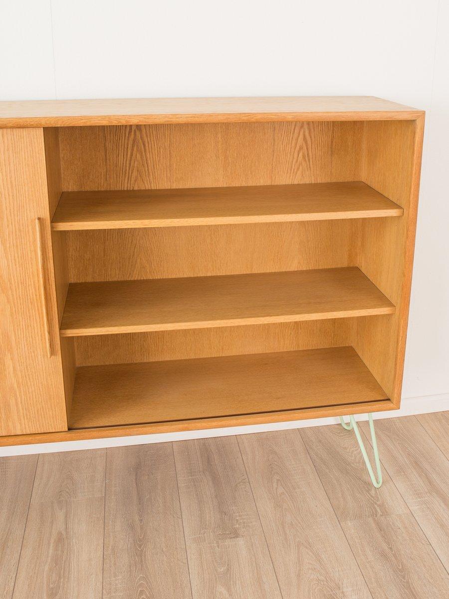 oak veneer sideboard from wk m bel 1960s for sale at pamono. Black Bedroom Furniture Sets. Home Design Ideas