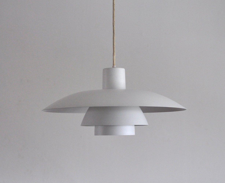 ph lighting. PH 4/3 Pendant Lamp By Poul Henningsen For Louis Poulsen, 1960s Ph Lighting