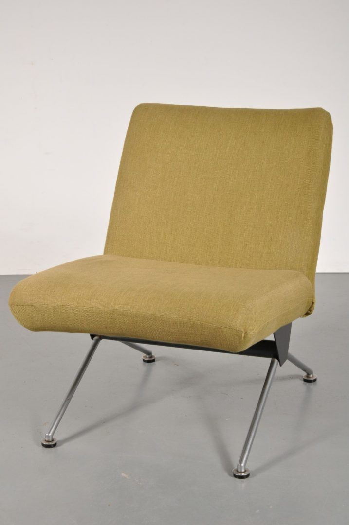 Dutch lounge chair by dick cordemeijer for gispen 1960s for Dutch design chair uk